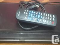 I am selling a Toshiba SDK990 DVD Player with 1080p