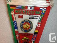 Comprehensive collection of all 24 Mexico World Mug