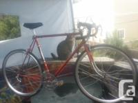 this bike has actually been reconditioned with the