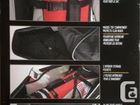 Brand new never out of box Tour Trek TC-4.0 Black Nylon