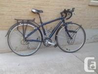 Well preserved Cannondale Touring 2 bike dimension