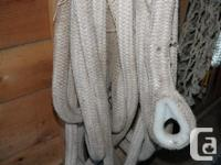 35' chain and hooks 2 pieces of heavy duty chain Long