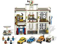 Greetings there!:).  I have a City: City Garage LEGO