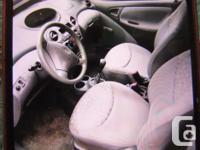 Make Toyota Model Echo Year 2000 Colour silver kms