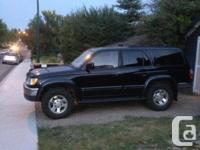 Make Toyota Model 4Runner Year 1997 Colour Black kms
