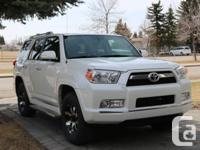 Make. Toyota. Version. 4Runner. Year. 2010. Colour.