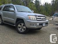 Make Toyota Year 2003 Colour Silver Trans Automatic