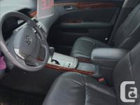Make Toyota Model Avalon Year 2005 Colour Silver kms