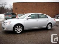 Make. Toyota. Version. Avalon. Year. 2007. kms.