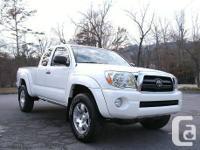 Make. Toyota. Version. Tacoma. Year. 2005. kms.