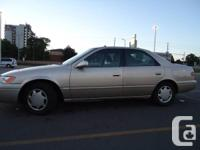 1999 Toyota Camry CE   I am selling As IS my own car,