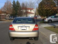 Make Toyota Model Camry Year 2004 Colour brown kms