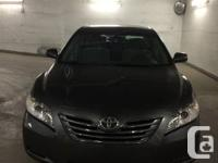 Vehicle information Year 2007 Make Toyota Model Camry