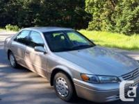 Make Toyota Model Camry Trans Automatic 1997 Toyota