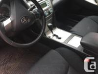Make Toyota Model Camry Year 2007 Colour Red kms