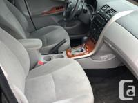 Make Toyota Model Corolla Year 2010 Colour Grey kms
