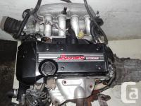 Toyota Altezza Lexus IS300 3S-GE Beams Twin VVT-i JDM