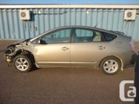 Make Toyota Model Prius Colour BEIGE Trans Automatic