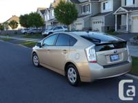 Make Toyota Model Prius Year 2010 Colour beige kms