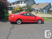 Make Toyota Model Camry Solara Year 2006 Colour Red