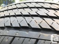 Tacoma wheels with Bridgestone Dueler HT 255/70/R17