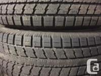 Almost new Toyo Observe GSi-5 snow tires 265/70R16 Were