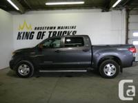 Hi there,  This lovely 2011 Toyota Tundra Double Cab