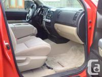 Make Toyota Version Tundra Year 2007 Colour Red kms