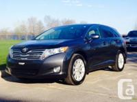 Toyota Venza 2012 fully equipped.  Taupe leather