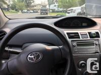 Make Toyota Model Yaris Year 2009 Colour Silver kms