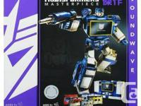 For Sale!!   Transformers Masterpiece Soundwave brand