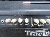 "1996 Trace Elliot Super Tramp Twin Tube Amp 2x 12"""