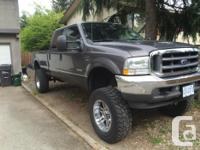 Make Ford Model F-350 Super Duty Year 2004 Colour GREY