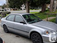 Trans Automatic 225 k 98 Honda Civic 4door Needs