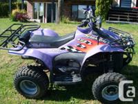 I have a 1998 500 cc Polaris Scrambler I would like to