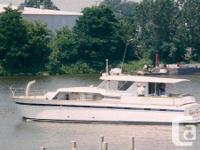 This 56' Chris Craft Roamer is a Real Timeless and