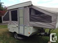 1995 Rockwood Travel Outdoor tents Trailer - selling