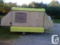 Tent trailer for sale better than an outdoor tents!