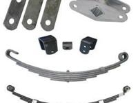 We have a large inventory of trailer parts: Brakes,