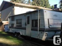 1989 Yukon wilderness trailer for sale 4000.00 new hw