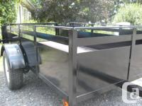 Brand new trailer for sale. 50x98 with 2500lb axle,