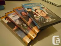 Collection of Trailer Park Boys DvD's. Collection