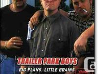 Trailer camp Boys Seasons 1 to Period 7 on Dvd for
