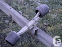 wanted two or three boat trailer rollers, preferably