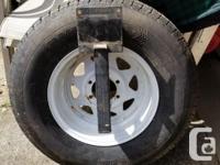 235 80R16 Trailer King RV Trailer tire load range E,