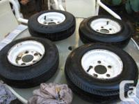 $20 each on rims and no rims 10 bucks many on rims and