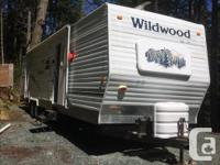 Why rent when you can buy this trailer. We lived in it