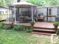 1983 Terry Taurus trailer. 25ft. Double bed and