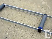 Tacx Sporttrack training rollers for sale. Used, but in