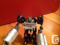 """4"""" figure of DECEPTICON MEGATRON, highly detailed, in"""
